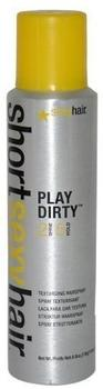 Sexyhair Short Play Dirty Wax Spray 150 ml