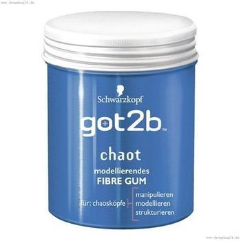 Schwarzkopf Got2b Chaot Fibre Gum (100ml)