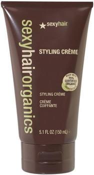 Sexyhair Organics Styling Creme (150ml)