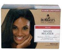 Dr.Miracles No Lye Relaxer Kit Regular
