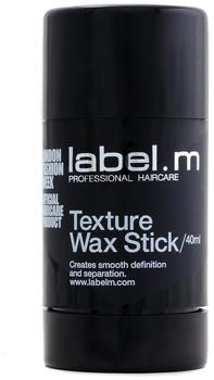 Label m Texture Wax Stick 40ml