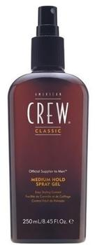 American Crew Classic Spray Gel 250 ml