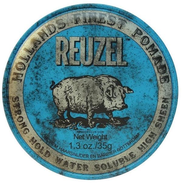 Reuzel Blue Strong Hold High Sheen Pomade (35g)