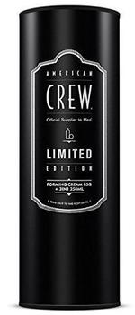 American Crew Forming Cream 85 g + 3-in-1 Shampoo 250 ml Limited Edition Geschenkset