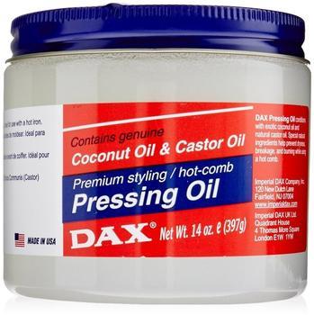 DAX Pressing Oil 414 ml Jar (Pflegendes Haarwachs)