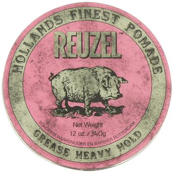Reuzel Pink Grease Heavy Hold Pomade (340g)