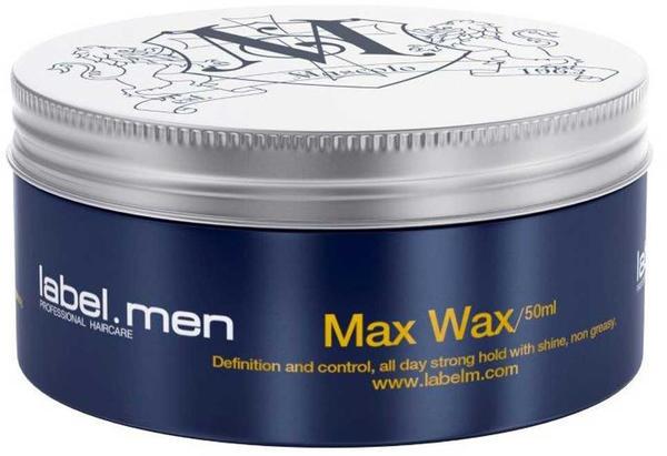 label.m Max Wax (50 ml)