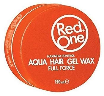 Redone Aqua Full Force Wax orange 6 x 150 ml