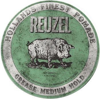 Reuzel Green Grease Medium Hold Pomade (35g)