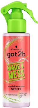 Schwarzkopf Got2b Made4Mess Modellierendes Spritz 150 ml