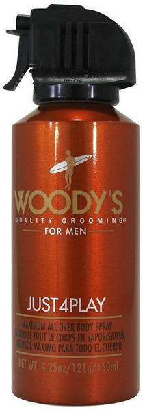 Woody's Just4Play Deospray
