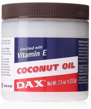 Dax Coconut Oil Enriched with Vitamin E 213g