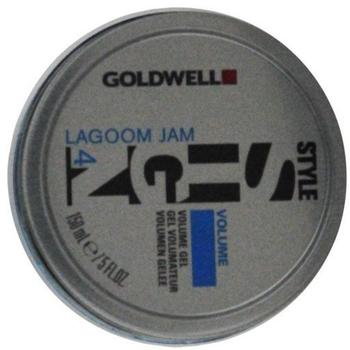 Goldwell Style Sign Lagoom Jam Volume Gel 5oz by Goldwell (English Manual)