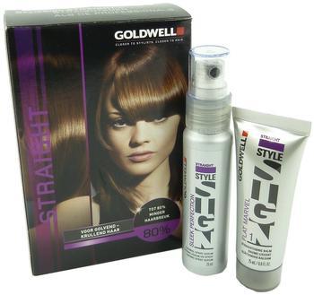 Goldwell Straight Pack - lockiges - welliges Haar Probierset Goldwell Straight Pack - lockiges - welliges Haar - Probierset