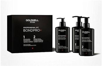 Goldwell System Professional Kit Bondpro+ schützendes Serum 500 ml + nährender Verstärker 2 x 500 ml