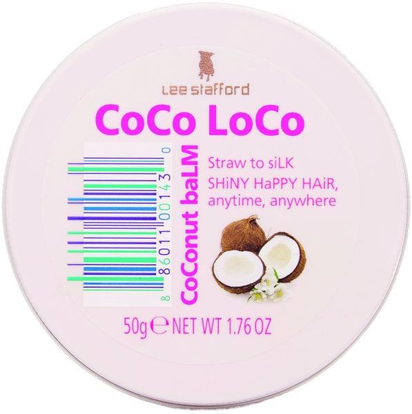 Lee Stafford CoCo LoCo Coconut Balm (50 g)