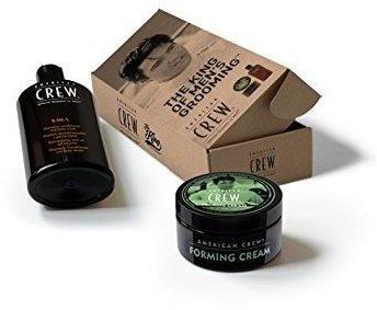 American Crew The King Of Mens Grooming Forming Cream