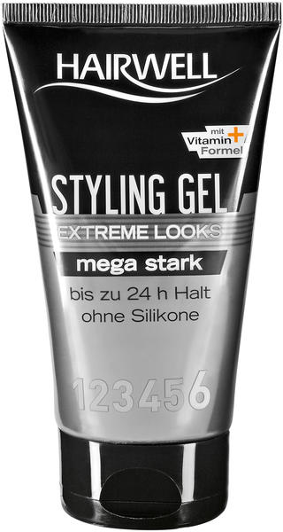 Hairwell Styling Gel Extreme Looks Mega Stark