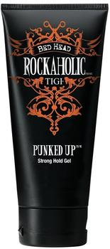 Tigi Bed Head Rockaholic Punked Up Strong Hold Gel (200ml)