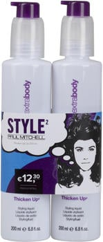 Paul Mitchell 2 x Extra-Body Thicken up 200ml