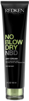 Redken No Blow Dry NBD Airy Cream (150ml)