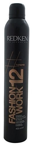 Redken Fashion Work 12 Haarspray (400ml)