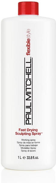 Paul Mitchell Fast Drying Sculpting Spray (1000ml)