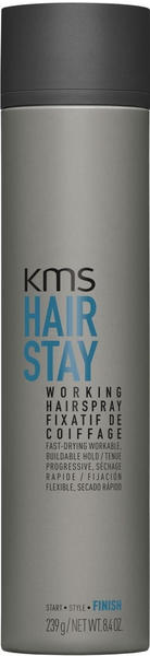 KMS HairStay Working Hairspray (300 ml)
