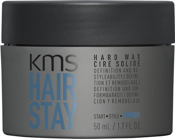 KMS HairStay Hard Wax (50 ml)