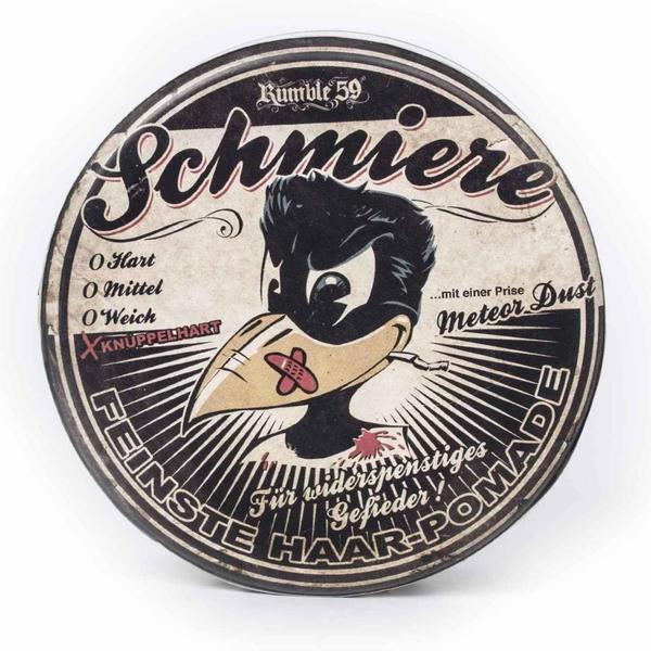 Rumble 59 Schmiere Feinste Haar-Pomade knüppelhart (140 ml)