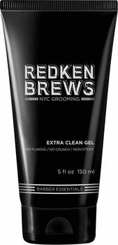 Redken Brews Extra Clean Gel (150 ml)
