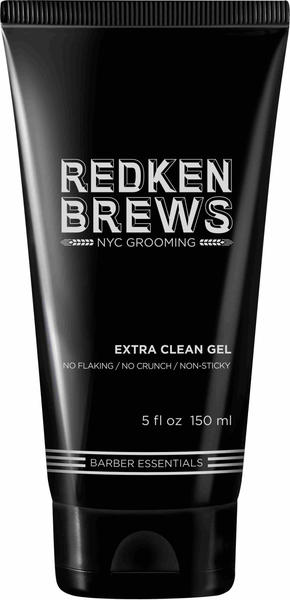 Redken Brews Extra Clean Gel (150 ml)