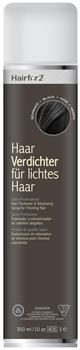 hairfor2-haarverdichter-fuer-lichtes-haar-schwarz-300ml