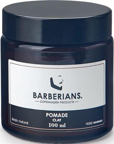 Barberians Pomade Clay (100 ml)