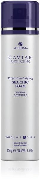 Alterna Caviar Anti-Aging Professional Styling Sea Chic Foam (156 g)