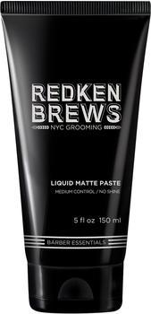Redken Brews Liquid Matte Paste (150 ml)