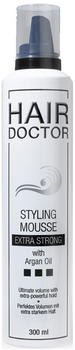 Hair Doctor Styling Mousse Extra Strong mit Arganöl (300 ml)