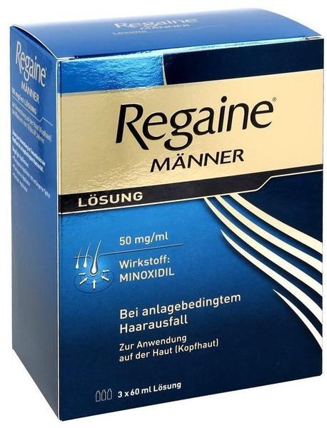 Regaine Maenner Lösung (3 x 60 ml)