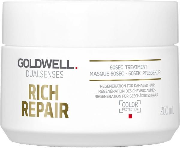Goldwell Dualsenses Rich Repair 60sec Treatment (200ml)