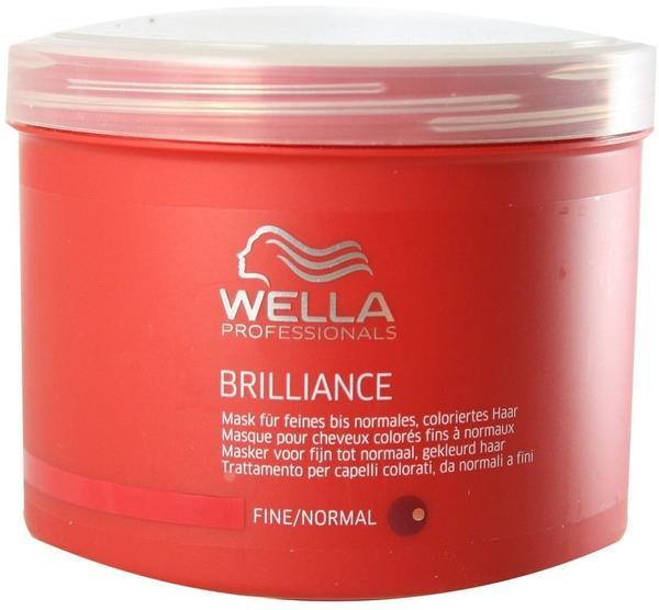 Wella Invigo Color Brilliance Mask fine/normal (500 ml)
