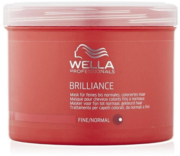 Wella Brilliance Maske für feines Haar (150ml)
