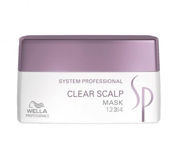 Wella SP Clear Scalp Mask (200ml)