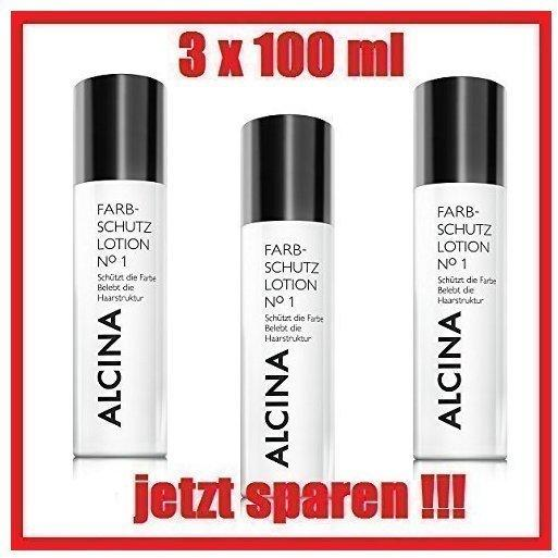 Alcina Farb-Schutzlotion No.1 (100ml)