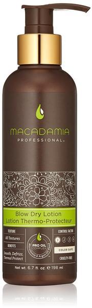 Macadamia Professional Blow Dry Lotion (198 ml)