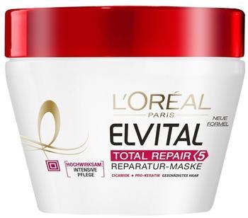 L'Oréal Elvital Total Repair 5 Intensiv Maske mit SOS-Serum (300ml)