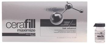 Redken Hair Advance Aminexil Cerafill (10 x 6ml)