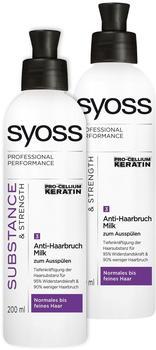 syoss Anti-Haarbruch Milk Substance und Strength (200ml)