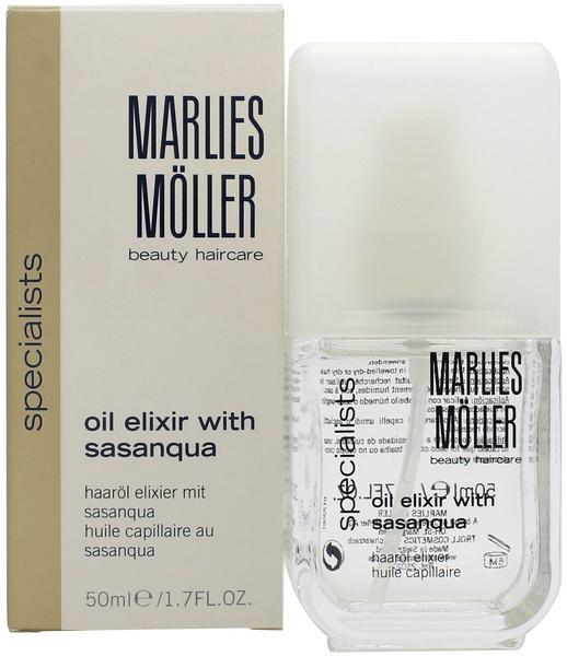Marlies Möller Specialists Oil Elixir with Sasanqua (50ml)