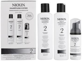 Nioxin Starter Set System 2 (3 Stk.)