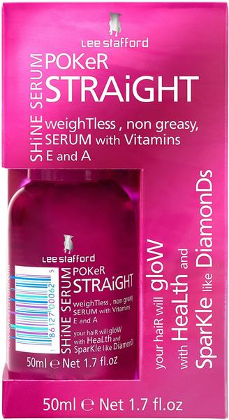 Lee Stafford Poker Straight Serum (50ml)